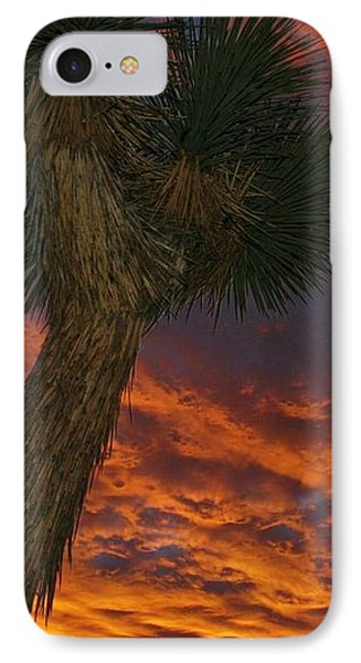 Evening Red Event IPhone Case by Angela J Wright