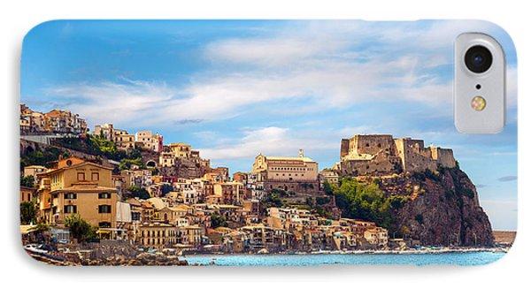 Evening Scilla Castle IPhone Case by Gurgen Bakhshetsyan