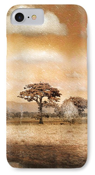 Evening Showers IPhone Case