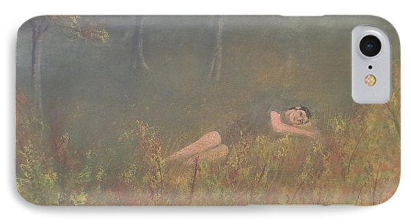 Evening Slumber IPhone Case by Tim Townsend