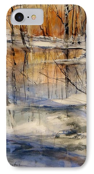 Evening Thaw IPhone Case