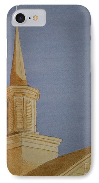 Evening Worship IPhone Case by Stacy C Bottoms