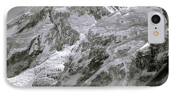 Everest Sunrise IPhone Case by Shaun Higson