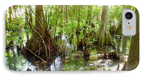 Everglades IPhone Case by Carey Chen