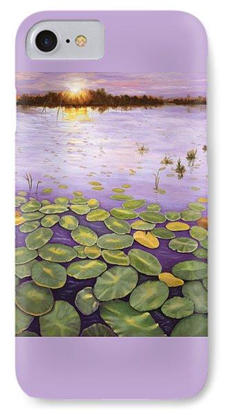 Everglades Evening IPhone Case