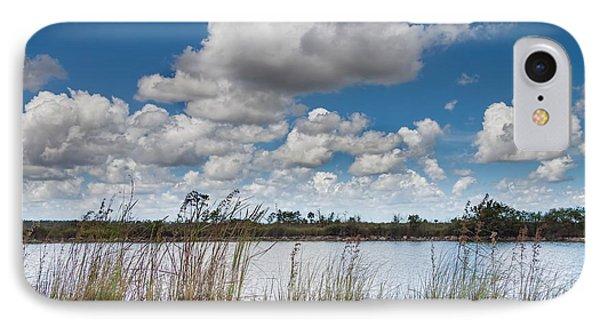 Everglades Lake 6853 IPhone Case