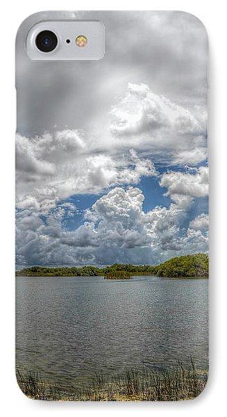 Everglades Lake 6919 IPhone Case
