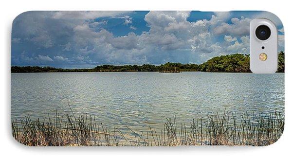 Everglades Lake 6930 IPhone Case