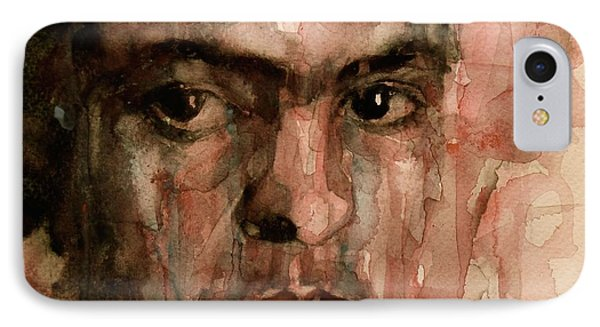 Everybody Hurts IPhone Case by Paul Lovering
