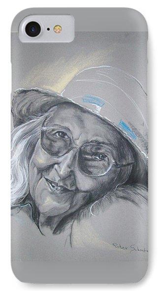 Everybodys Grandma IPhone Case by Peter Suhocke