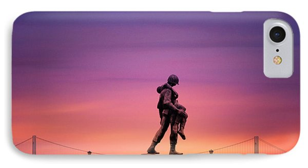 Everyday Is Memorial Day Phone Case by Bill Cannon