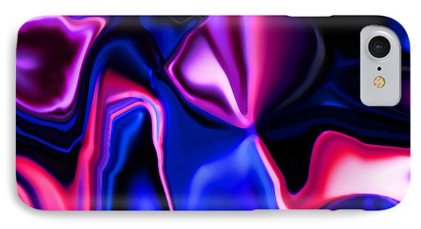 IPhone Case featuring the digital art Everything Is Beautiful by Gayle Price Thomas