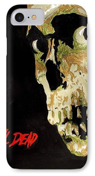 Evil Dead Skull IPhone Case