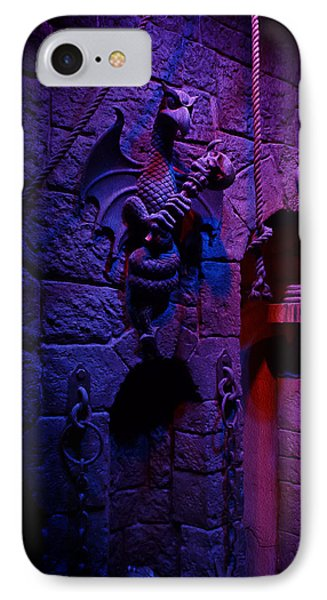 Evil Queen Dungeon Phone Case by Timothy Ramos