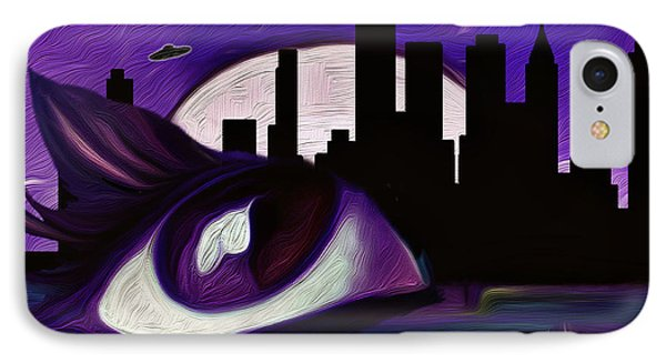 Evolution IPhone Case by Persephone Artworks