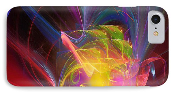 Exceeding Joy IPhone Case by Margie Chapman