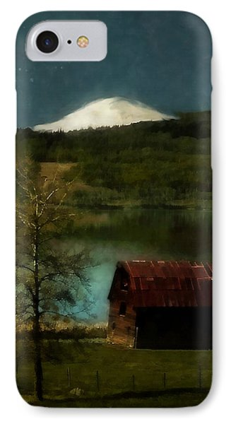 Excellence And Peace Phone Case by RC DeWinter