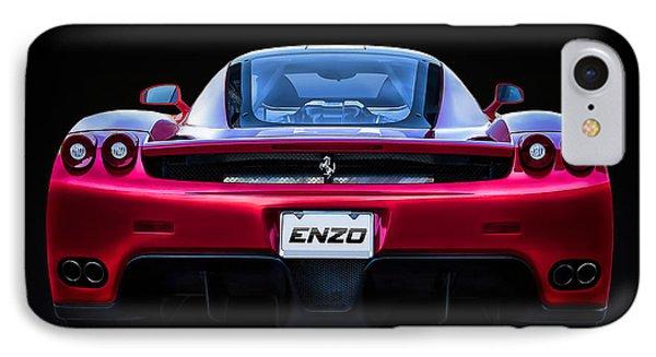 Exotic Ferrari Enzo IPhone Case