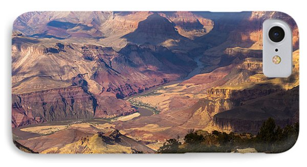Expanse At Desert View IPhone Case by Ed Gleichman