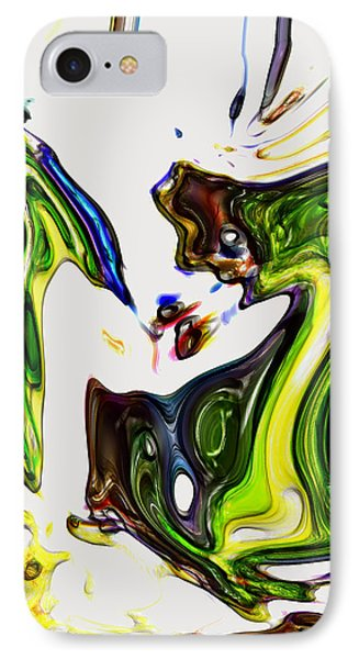 IPhone Case featuring the digital art Expectation by Richard Thomas