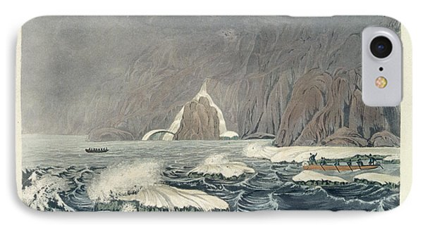 Expedition Doubling Cape Barrow IPhone Case by British Library