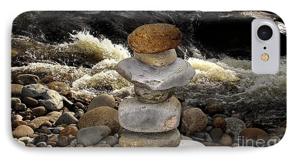 Experience Zen  IPhone Case by Donnie Freeman