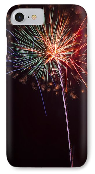 Exploding Colors IPhone Case