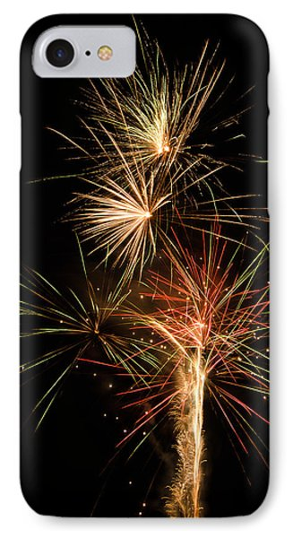 Explosion Phone Case by Shirley Tinkham