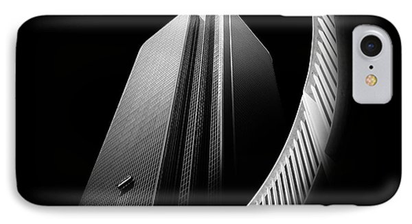 Express Elevator IPhone Case by Az Jackson