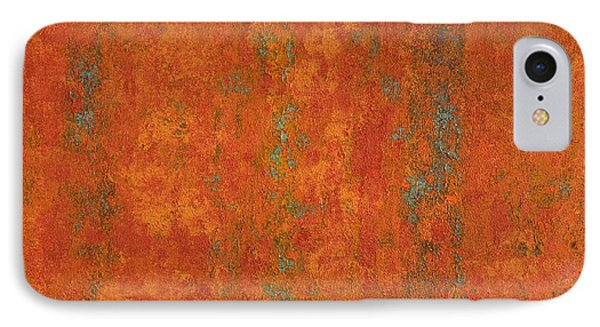 Expressions In Orange IPhone Case by James Mancini Heath