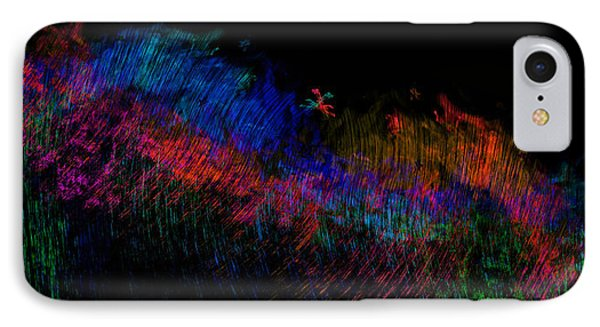 Expressions Of Color Phone Case by Christopher Gaston