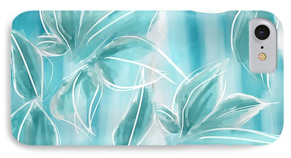 Exquisite Bloom IPhone Case by Lourry Legarde