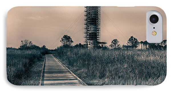 Extreme Makeover Lighthouse Edition IPhone Case by Tony Cooper