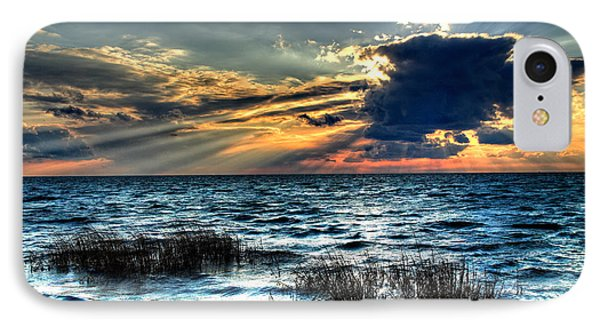 Extreme Sunset - Outer Banks Phone Case by Dan Carmichael