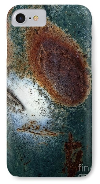 Extremophile Abstract IPhone Case by Lee Craig