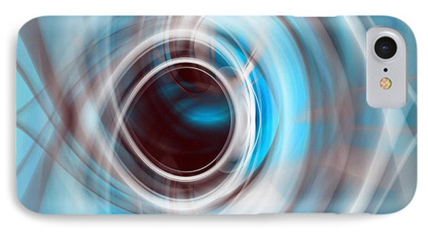 Eye Eye IPhone Case by rd Erickson