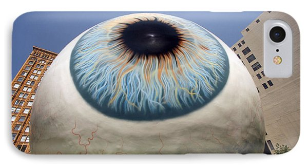 Eye Gigantus IPhone Case