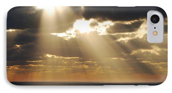 Eye In The Sky IPhone Case