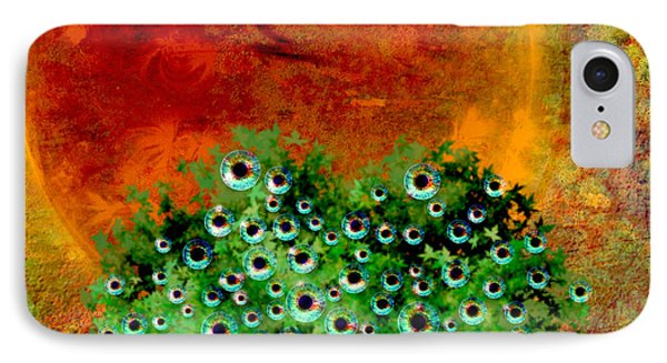 Eye Like Apples IPhone Case by Ally  White