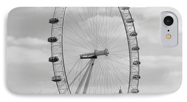 Eye Of London IPhone Case by Gary Smith