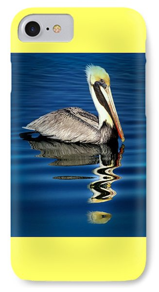 Eye Of Reflection IPhone Case by Karen Wiles