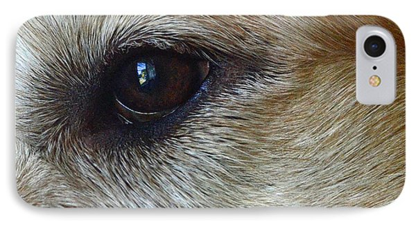 Eye See You Phone Case by Lisa Phillips