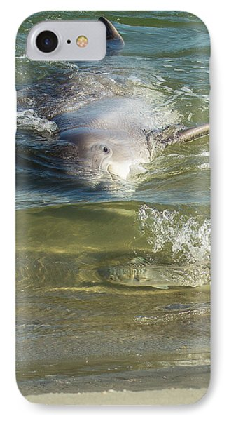 IPhone Case featuring the photograph Eye Spy by Patricia Schaefer