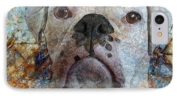 Eyes Front Phone Case by Judy Wood