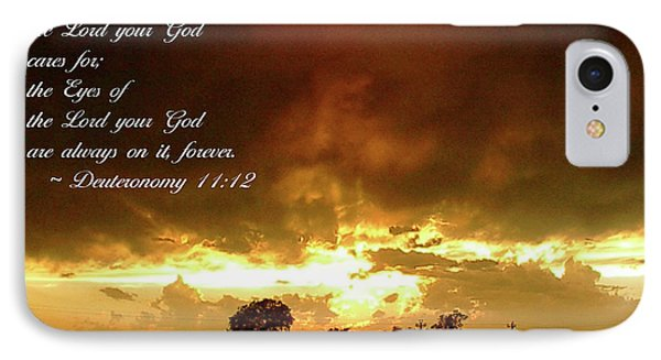 Eyes Of God IPhone Case by Robyn Stacey
