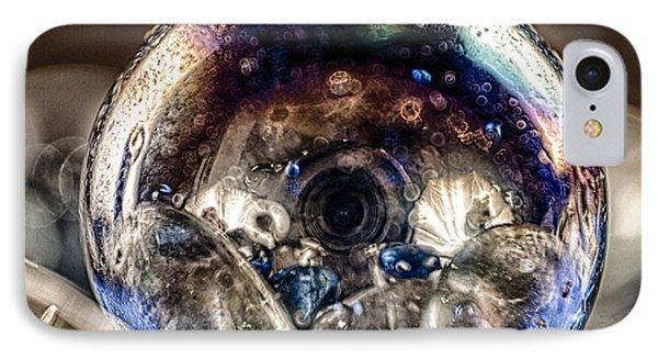 Eyes Of The Imagination Phone Case by Omaste Witkowski