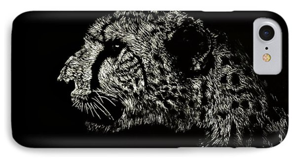 Eyes On The Prize Phone Case by Nathan Cole