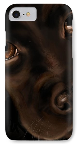 Eyes Phone Case by Veronica Minozzi