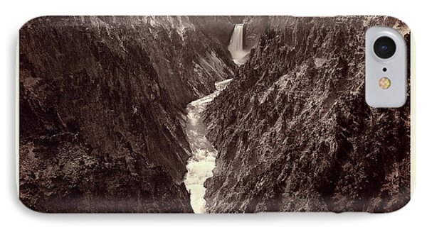 F. Jay Haynes American, 1853-1921, Grand Canyon IPhone Case