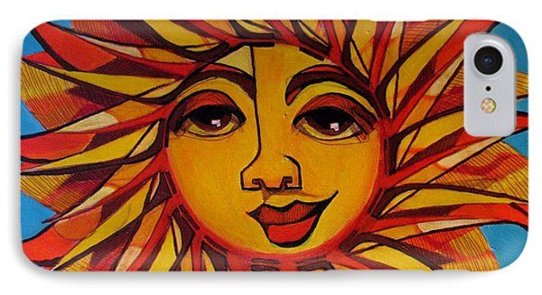 Fabulous Fanny - Here Comes The Sun IPhone Case